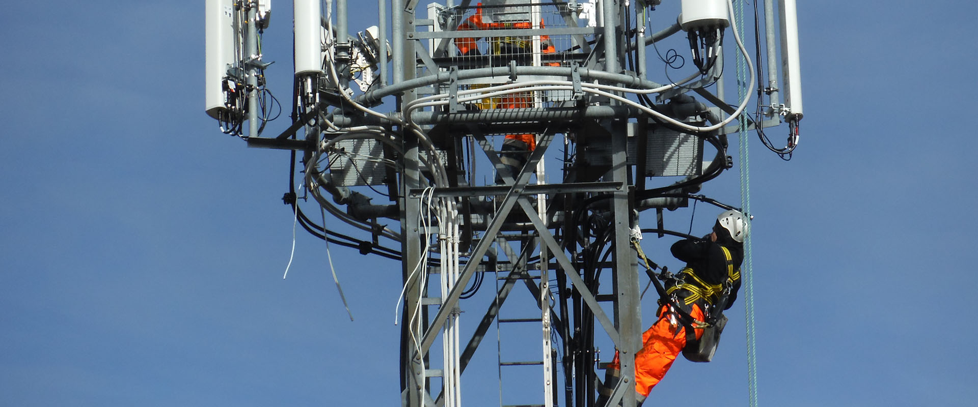 Radio Tower Manufacture Supply & Installation Service